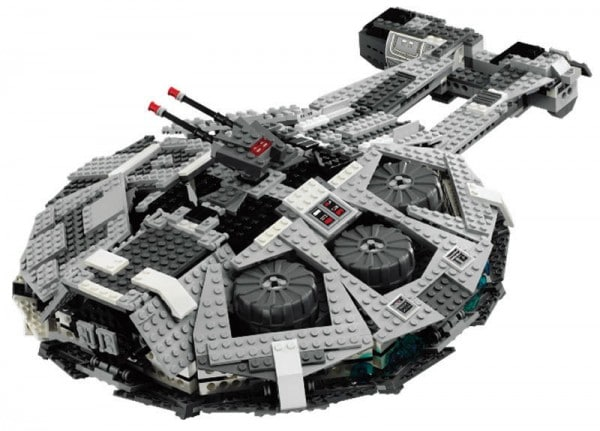 Outrider - Alternate model from 6211 Imperial Star Destroyer
