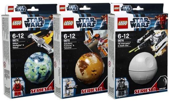 LEGO Star Wars - Planet Series 1