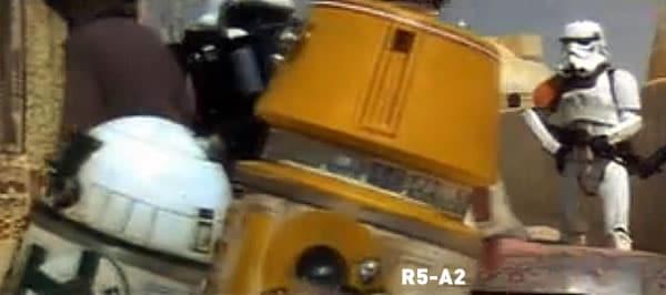 R5-A2 Astromech Droid