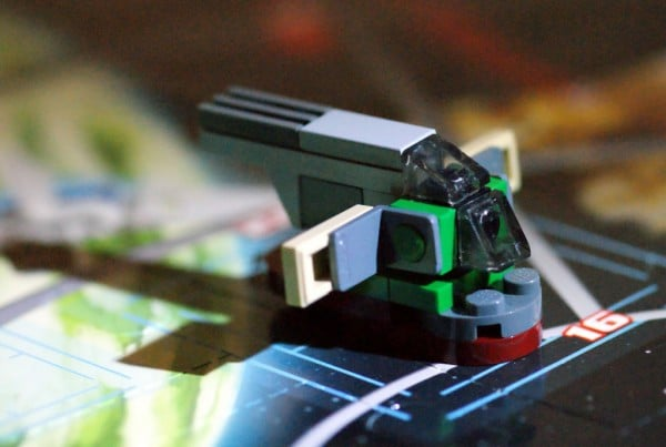 7958 LEGO Star Wars Advent Calendar - Slave I