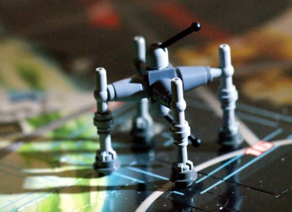 7958 LEGO Star Wars Advent Calendar - OG-9 Homing Spider Droid