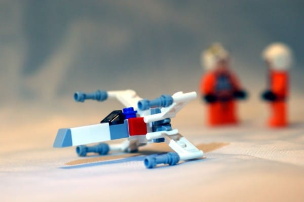 7958 LEGO Star Wars Advent Calendar - X-Wing