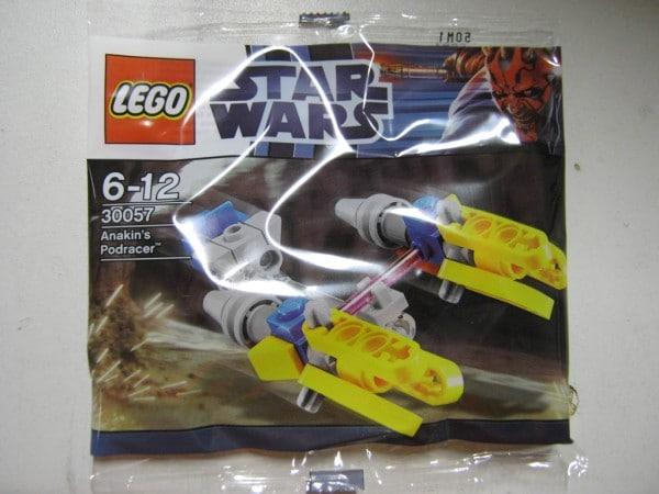 30057 Anakin's Podracer