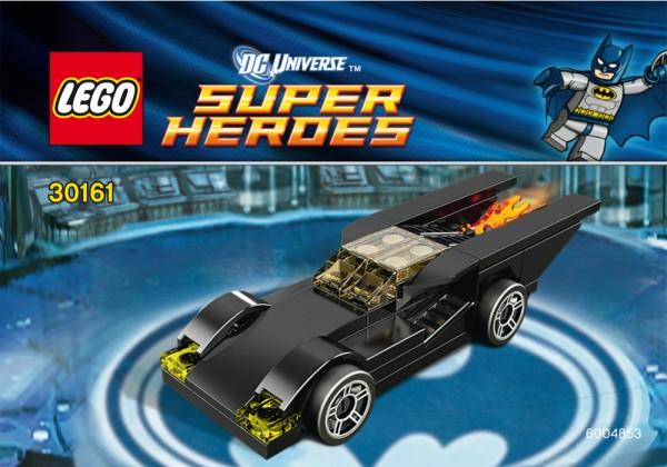 LEGO Super Heroes DC Universe - 30161 Batmobile