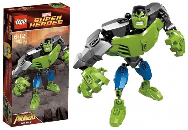 4530 – LEGO Super Heroes Marvel Avengers - Hulk