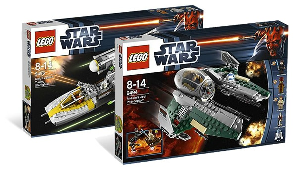 9494 & 9495 - LEGO Shop