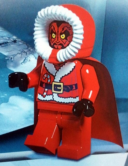 9509 LEGO Star Wars Advent Calender 2012