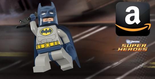 LEGO Super Heroes chez Amazon.fr