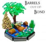 Barrels out of Bond par Blake's Baericks