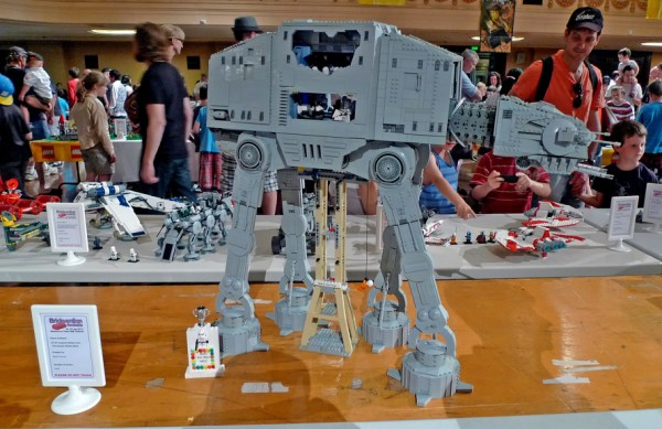 AT-AT @ Brickvention Melbourne 2012