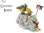 The Clouds Burst par Blake's Baericks