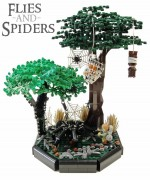 Flies and Spiders par Blake's Baericks