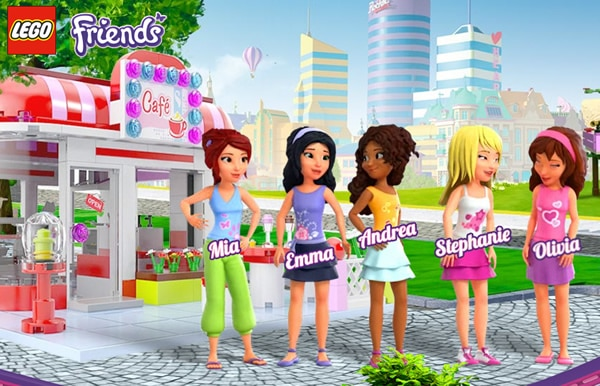 LEGO Friends 2012