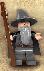 LEGO Lord of the Rings - Gandalf The Grey