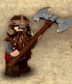 LEGO Lord of the Rings - Gimli