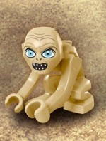 LEGO Lord of the Rings - Gollum