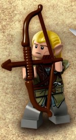 LEGO Lord of the Rings - Legolas
