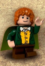 LEGO Lord of the Rings - Merry