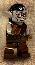 LEGO Lord of the Rings - Mordor Orc