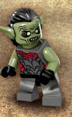 LEGO Lord of the Rings - Moria Orc
