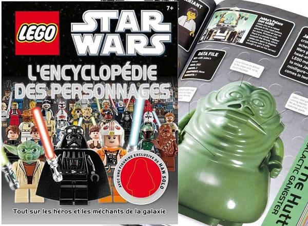LEGO Star Wars L'encyclopédie des personnages