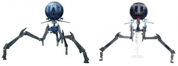 Octuptarra Magna Tri-Droid par Iceman792