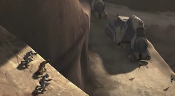 Clone Wars Season 1 Episode 21 Liberty of Ryloth