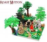 Roast Mutton par Blake's Baericks