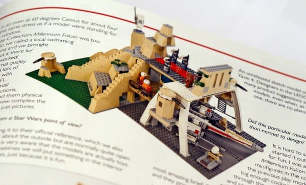 LEGO Star Wars The Visual Dictionary - Yavin  IV