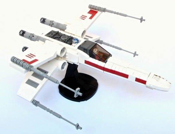 X-Wing Starfighter par 2x4