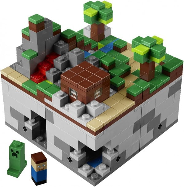 21102 LEGO Minecraft