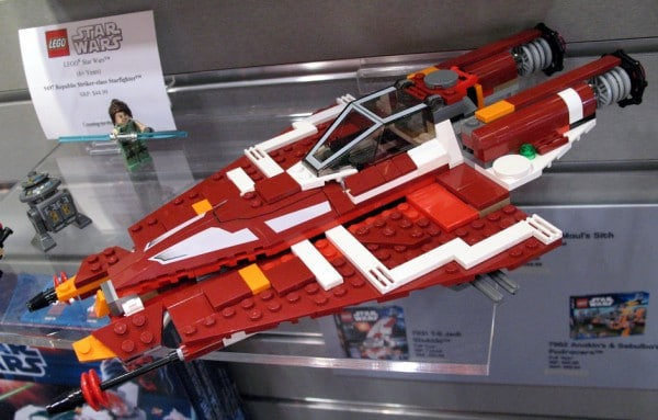 9497 Republic Striker Starfighter