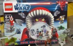 9509 LEGO Star Wars Advent Calendar 2012