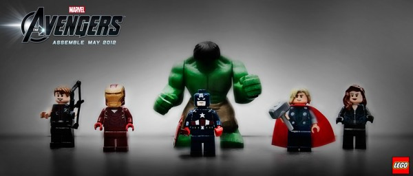 LEGO Super Heroes Marvel 2012