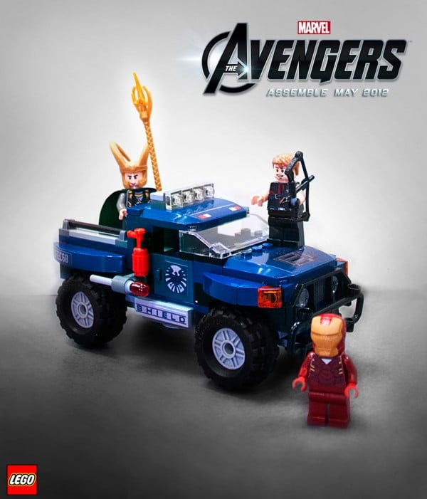 6867 Loki's Cosmic Cube Escape