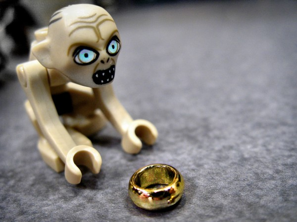 LEGO Lord of the Rings 2012