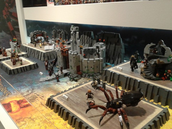 Nuremberg Toy Fair : LEGO Lord of the Rings 2012