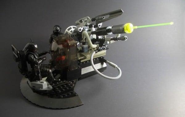 Imperial Gunners par Omar Ovalle