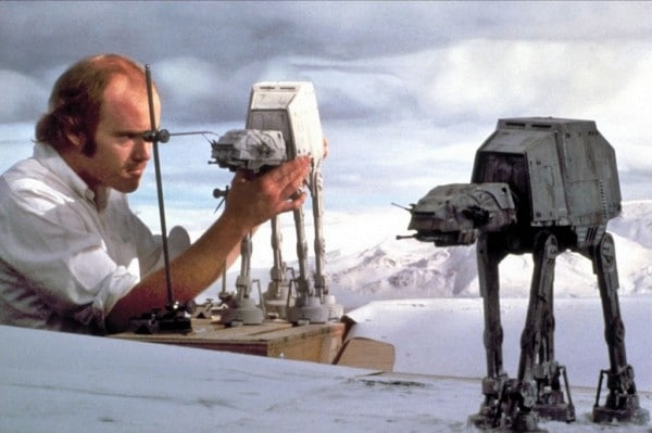 Phil Tippett & AT-AT