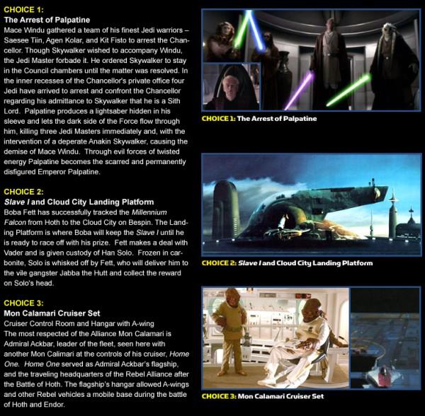 Star Wars Fans Choice 2009