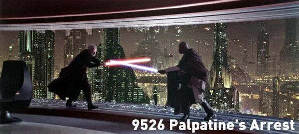 9526 Palpatine's Arrest