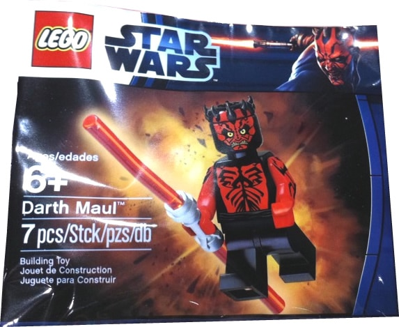 LEGO Star Wars 6005188 Darth Maul