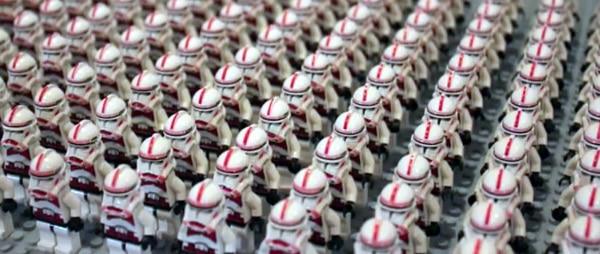 LEGO Clone Army (2012) - Legoboy Productions™
