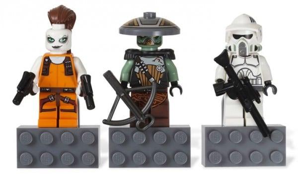 Aurra Sing, Embo, ARF Trooper