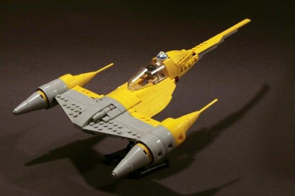 Naboo Starfighter par Psiaki