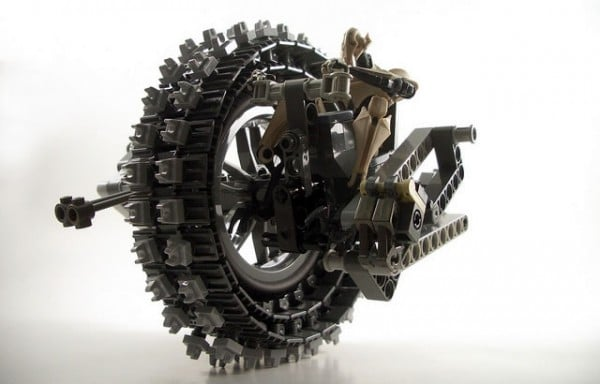Grievous Personal Wheel Bike (Tsmeu-6) par Omar Ovalle
