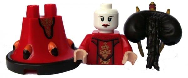 LEGO Star Wars 9499 Gungan Sub  - Queen Amidala