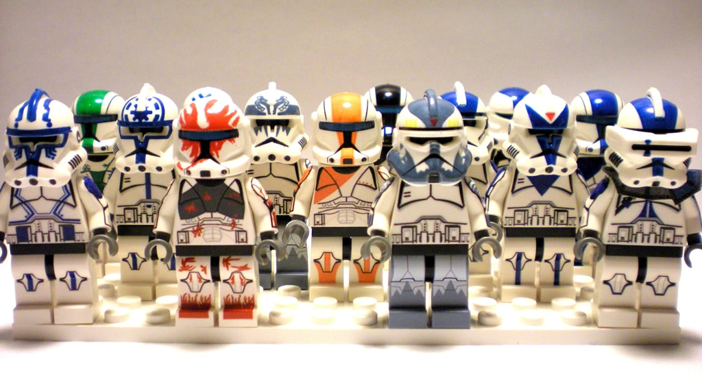 Brickplace customs l 39 interview hoth bricks - Personnage star wars lego ...