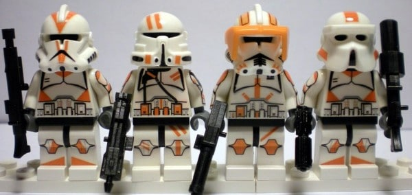 LEGO Star Wars Customs Minifigs par Brickplace