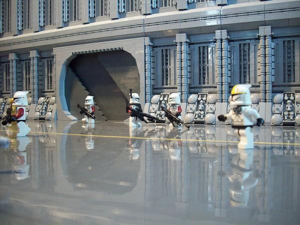 Republic Hangar par K.N.I.G.H.T